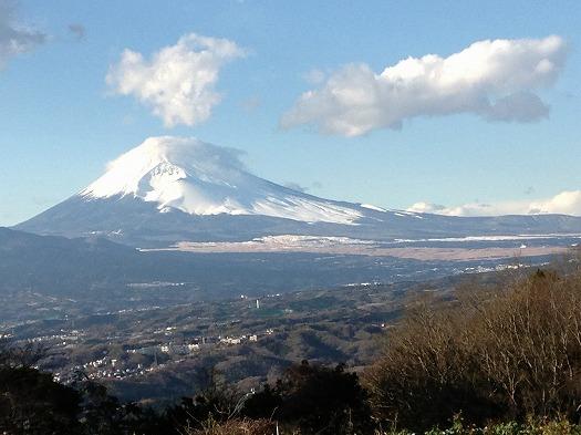 本日の富士山②