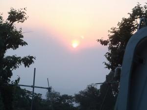 夕日zzz